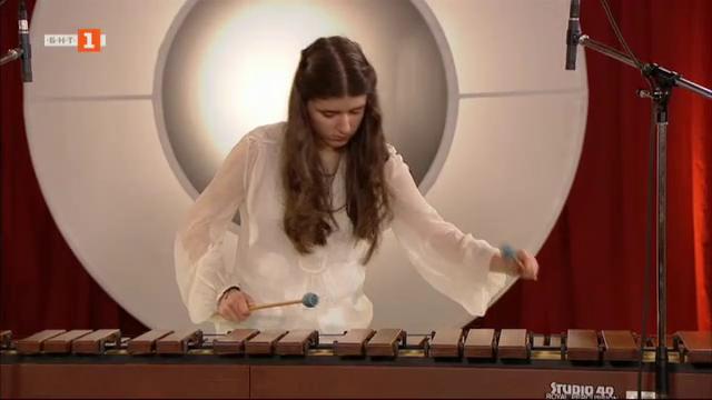 Мария Палиева и Сара Чакърова за бъдещето на българската школа по ударни инструменти