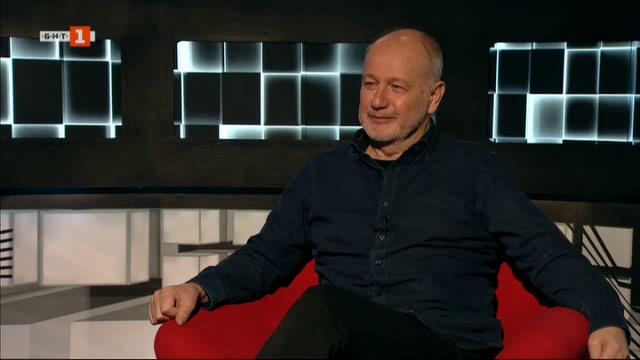 """Режисьорът Димитър Шарков гостува в """"БНТ на 60"""""""