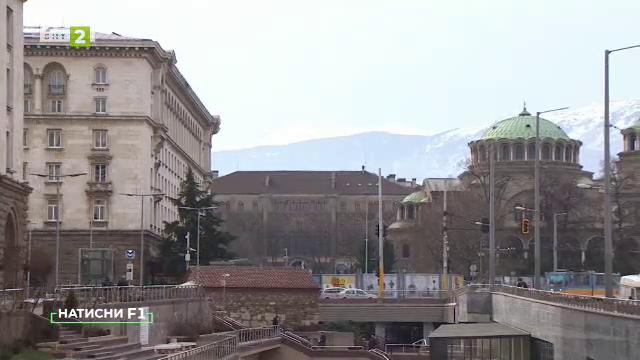 Визуалните коридори на София