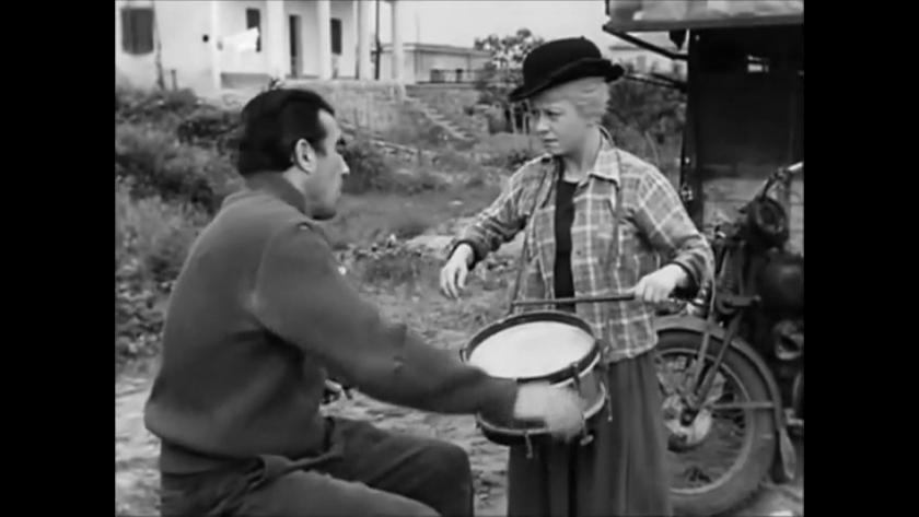 Спомен за италианската актриса Джулиета Мазина