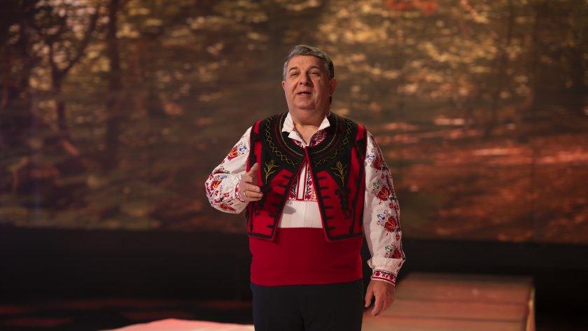 Тракийският певец Данислав Кехайов