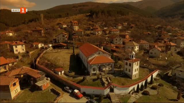 "Храм ""Успение Богородично"" в село Сапарево"
