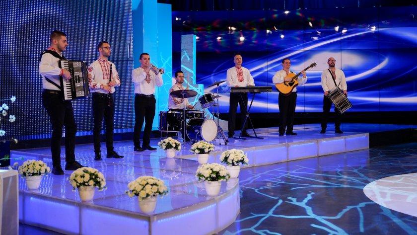 """Оркестър """"Шевица"""" гостува в """"Иде нашенската музика"""" - 27.02.2021"""