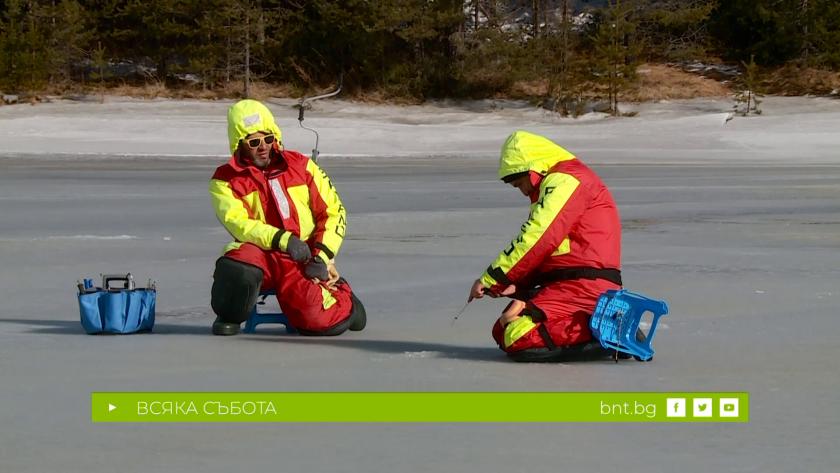 Риболовът с мормишка – най-екстремното въдичарско преживяване