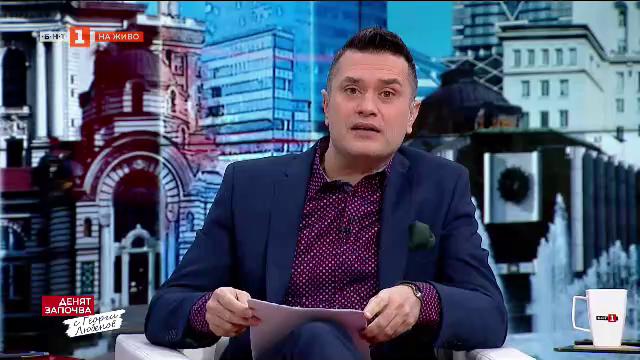 Филип Киркоров специално за БНТ