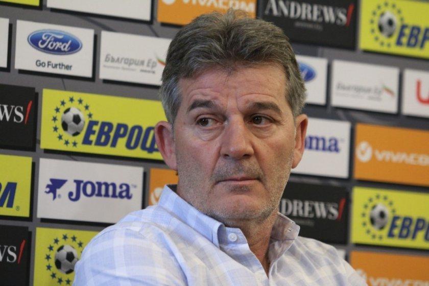 Накъде поема футболът - разговор с Емил Костадинов