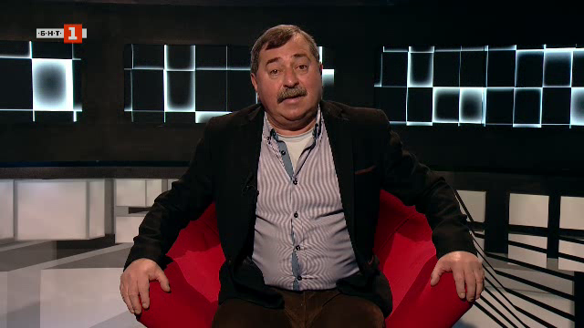 """Журналистът Емил Розов в """"БНТ на 60"""""""