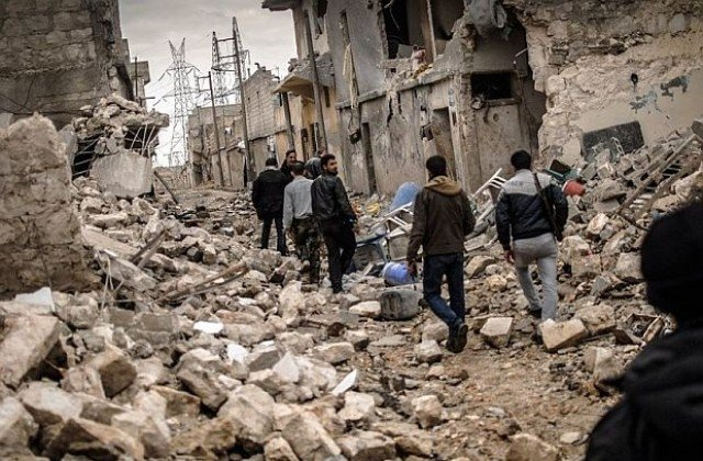 10 години от началото на войната в Сирия