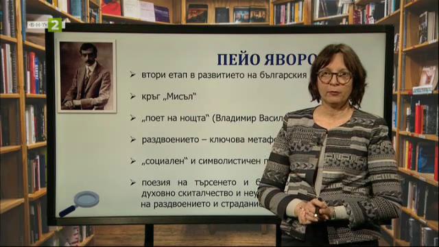 """Градушка"" и ""Заточеници"" на Пейо Яворов. Правописни правила"