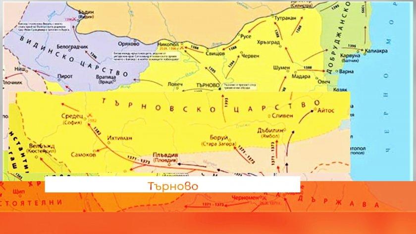 Самостоятелни владетели през Второто българско царство