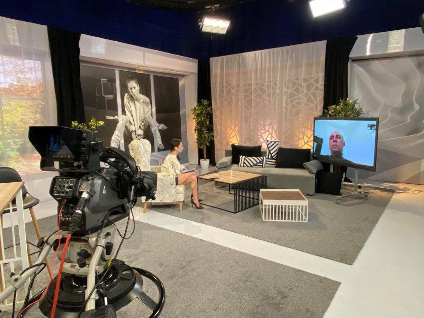"""Христо Стоичков с ексклузивно интервю от Маями специално за """"Неделни нюанси"""" - 11.04.2021"""