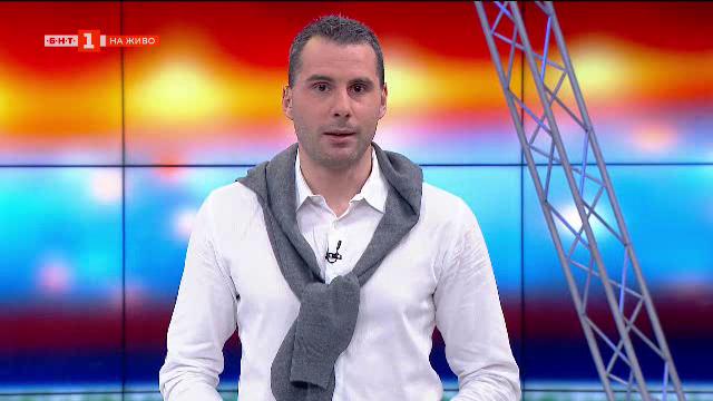 Преди поредното ново начало за националния отбор по футбол – гостува Цанко Цветанов