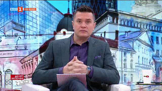 Новата шпионска афера - говори главният прокурор Иван Гешев