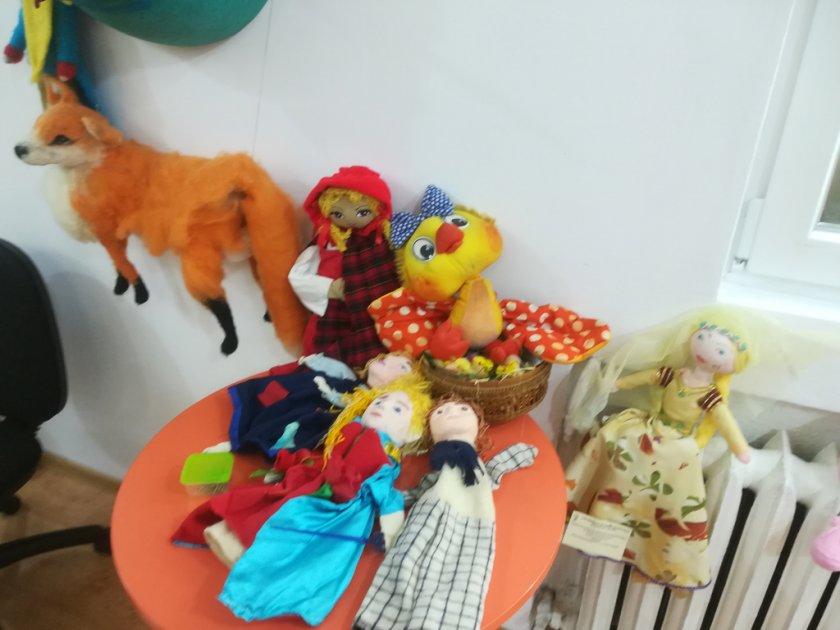 Музей на театралната кукла в Сливен