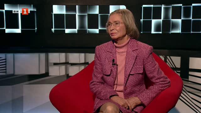 """Примабалерината Красимира Колдамова гост в """"БНТ на 60"""""""