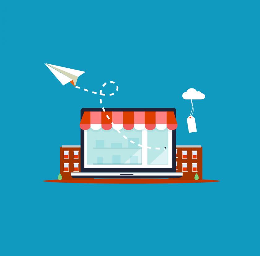 Премини през кризата онлайн - платформа спасява бизнеси, учи ги как да отворят онлайн магазин