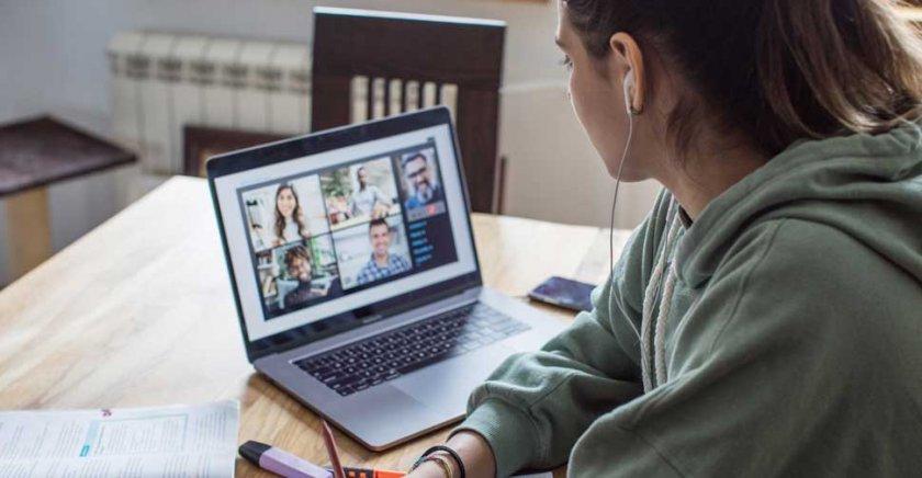 Обучение в електронна среда чрез дигитална класна стая