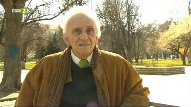 Професор Виктор Чучков на 75 години