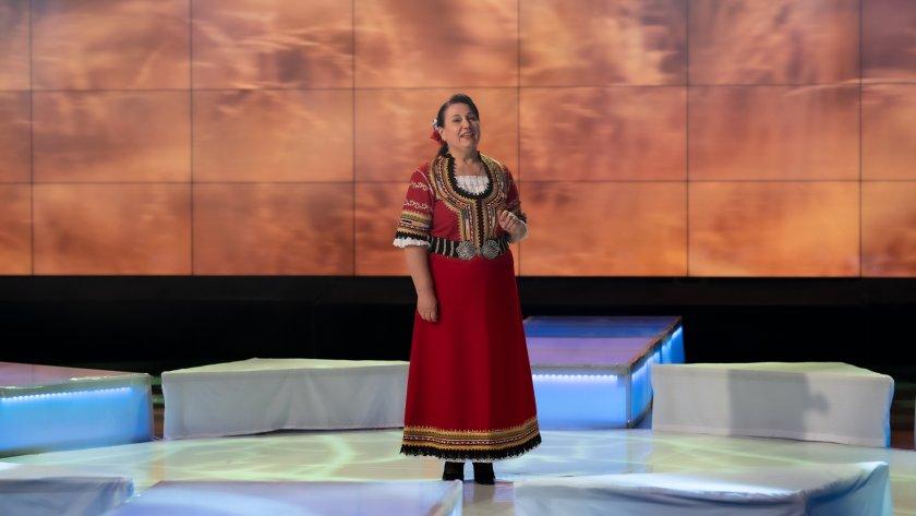 Пазарджишката певица Виолета Маринова