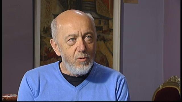 Актьорът Стоян Алексиев на 70 години