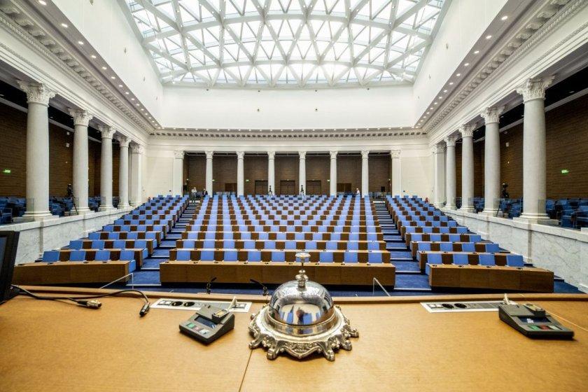 Новият парламент и кога ще има ново правителство?
