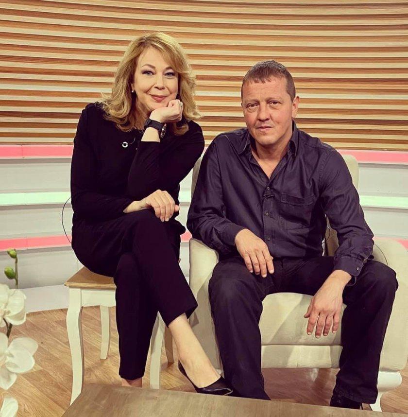 """Валери Йорданов - гост в """"Извън играта"""""""