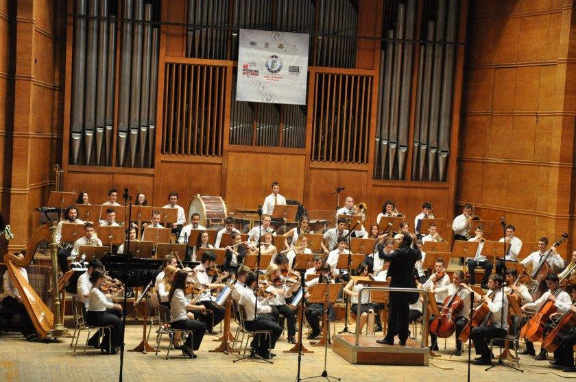 """Детско-юношеската филхармония """"Пионер"""" с концерти през ноември във Виена"""