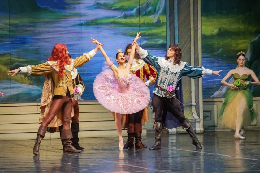 """""""Спящата красавица"""" - балетът на балетите"""