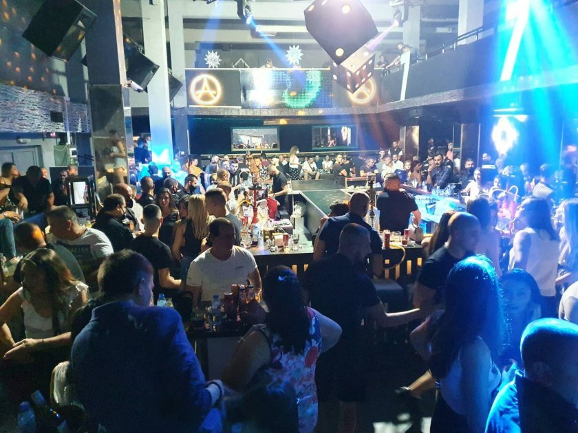 Discos and night bars re-open as of April 29