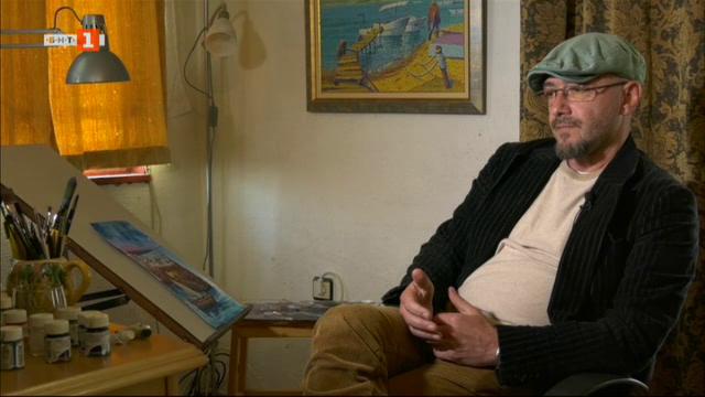 Боян, който разказва истории в картини