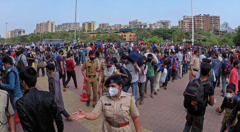 Хуманитарната криза в Индия