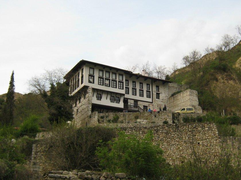 Историческият музей в Мелник