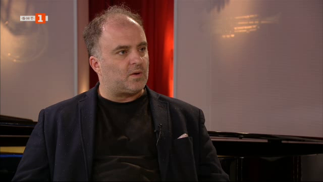 Найден Тодоров - диригентът, който предпочита работата пред наградите