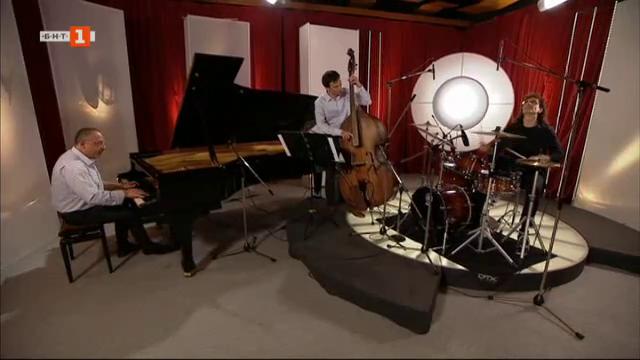 Ангел Заберски - трио