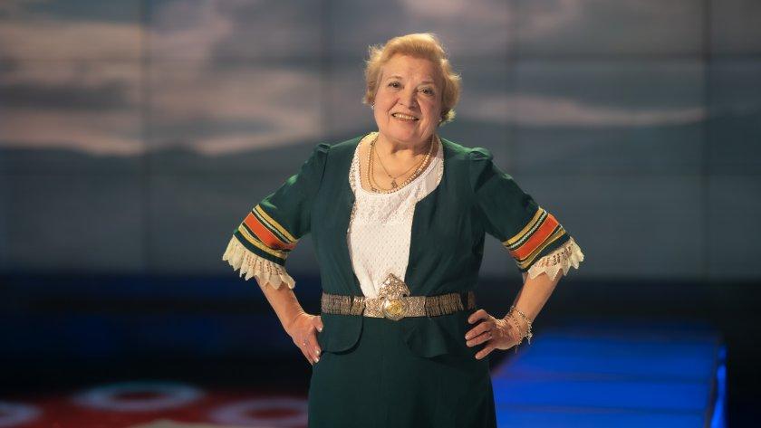 Величка Стамболова – една от най-характерните тракийски певици