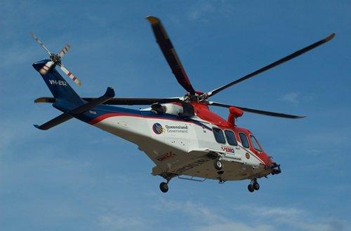 Спасяване с хеликоптер
