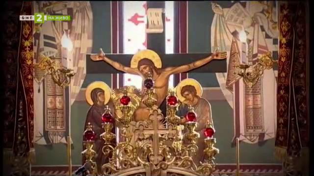 Неделна литургия - 30.05.2021