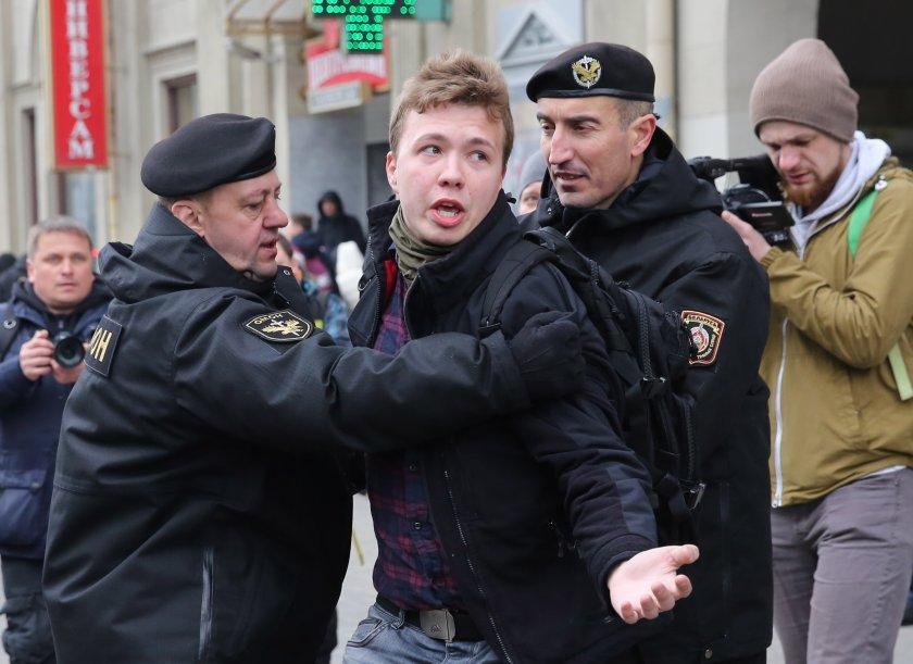 Светкавично решение на ЕС за санкции срещу Беларус