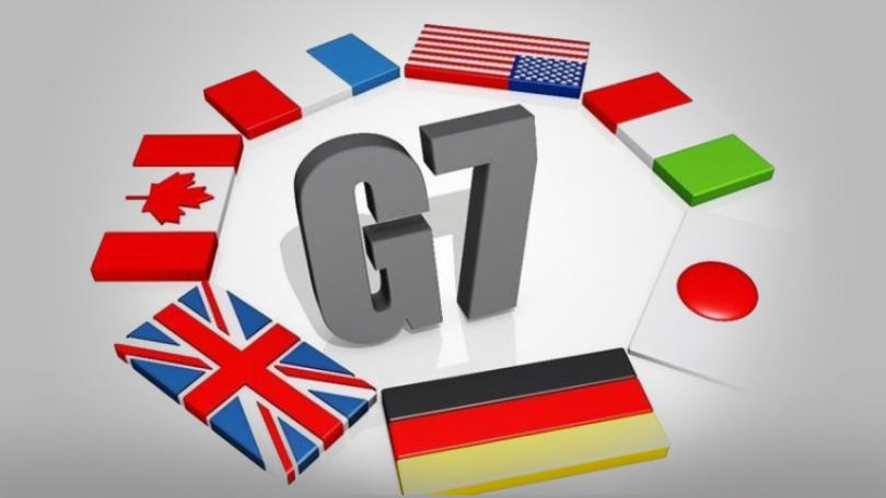 Годишна среща на Г-7 във Великобритания
