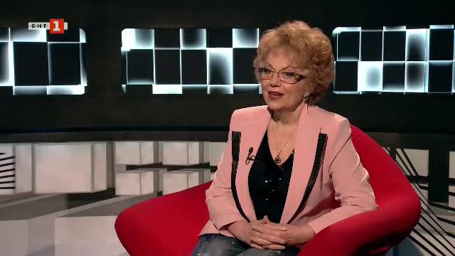 """Журналистът Валерия Велева в """"БНТ на 60"""""""