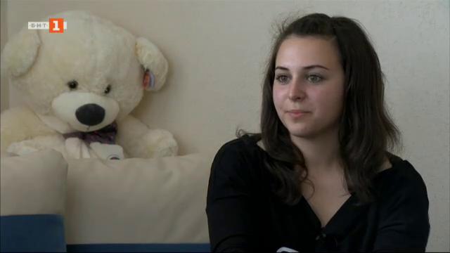 Сабие, която мечтае да стане фармацевт и да помага на хората