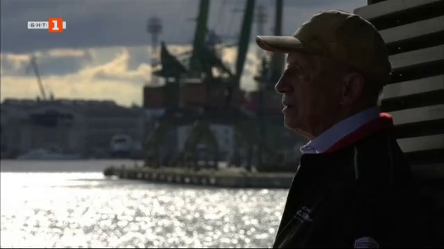 Сър Стайко, който колекционира корабни реликви и мечтае за морски музей