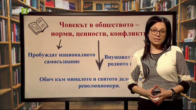"""""""Заточеници"""" на П. К. Яворов"""