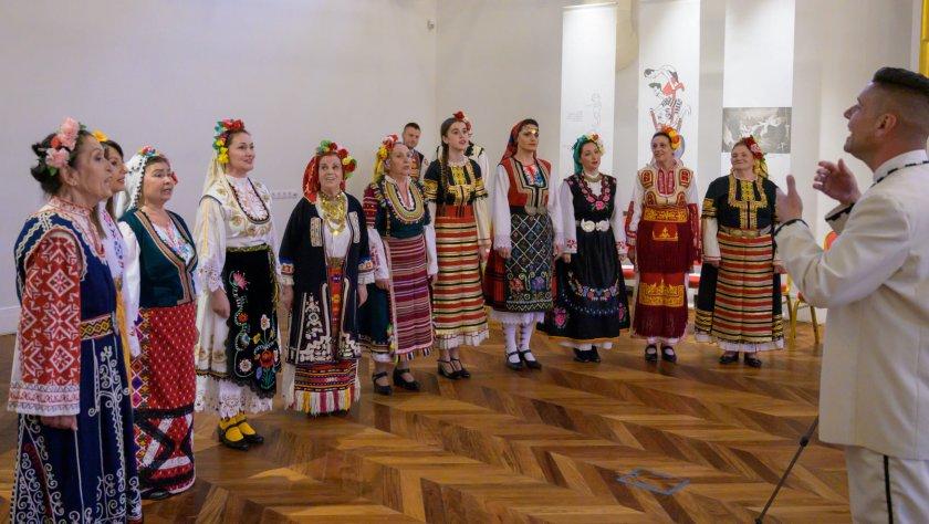 """Нова фолклорна формация """"Гласове на традицията"""""""