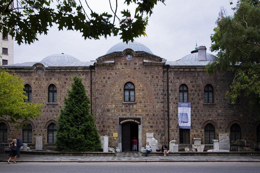 """Изложбата """"Поток през времето"""" в Националния археологически музей"""