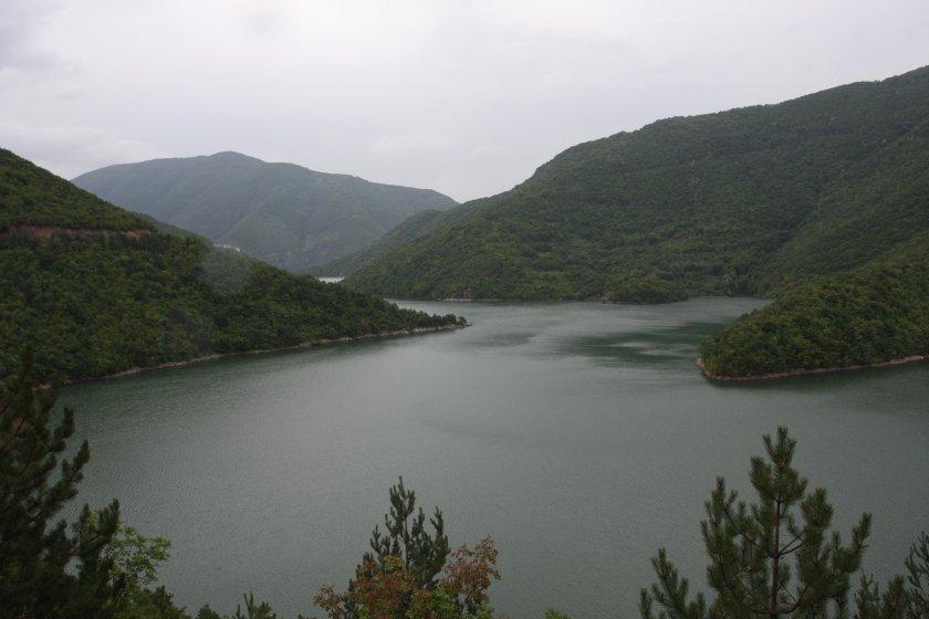 Река Въча - риболовна дестинация за трофейни пъстърви