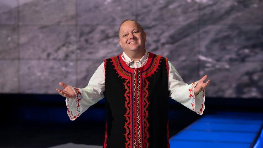 Тракийският певец Стоян Ганчев - 15.05.2021