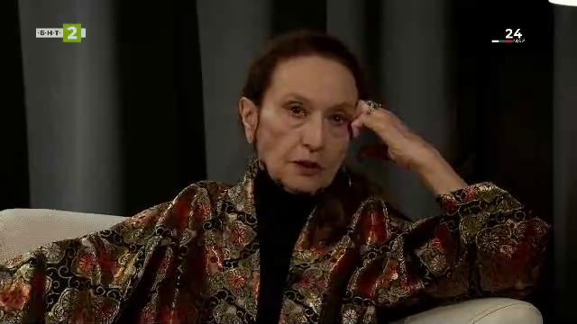 Вера Кирова - един от най-ярките представители на балетното изкуство в България