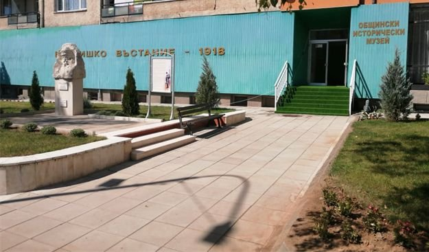 """Eкспозицията """"Войнишкото въстание"""" в Общинския музей в Радомир"""