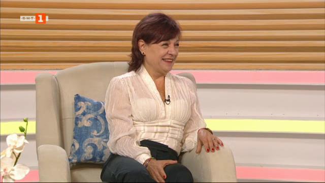 """Мария Сапунджиева в """"Извън играта"""""""